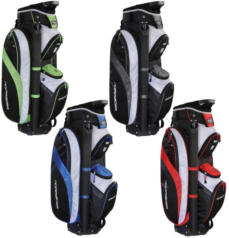 Prosimmon Tour 14 Way Cart Golf Bag With Golf Towel Ring Ext