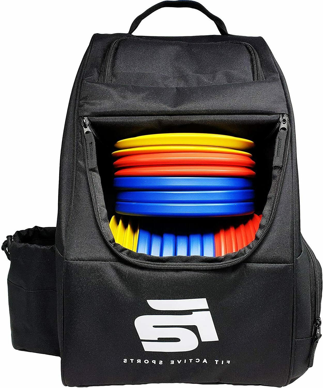Fit Active Discs Golf 28 Disc Lightweight