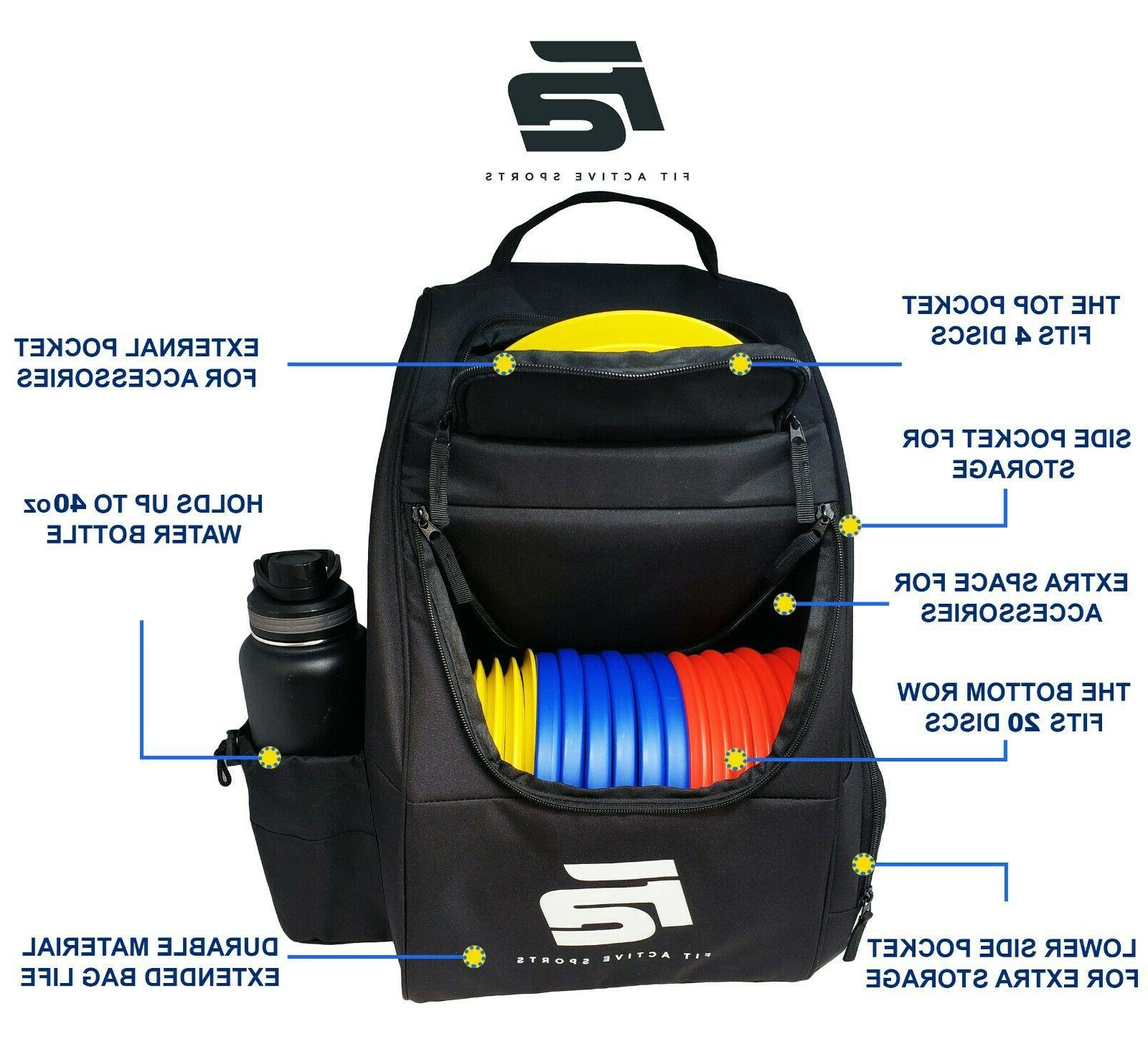 Fit Sports Discs Backpack 28 Lightweight