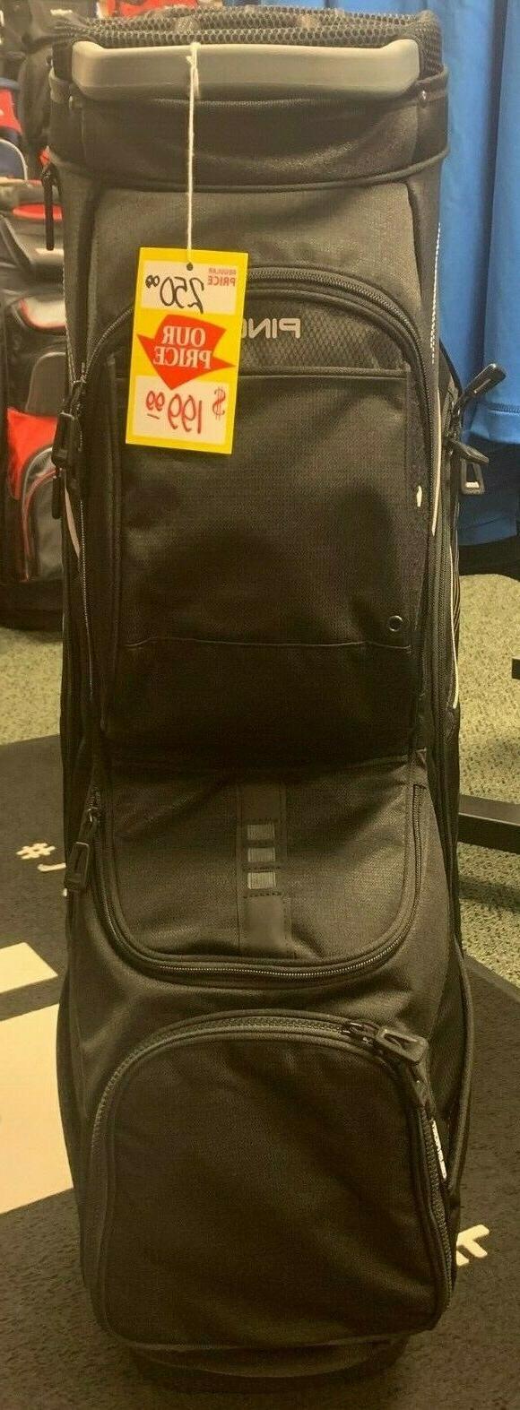 Ping Black Bag