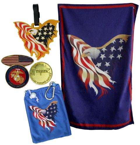 u marines patriotic golf gifts