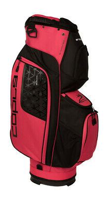 NEW Cobra Women's Ultralight Cart Bag 14-Way Top Ladies  Bla