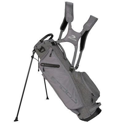 cobra ultralight sunday golf bag mens  new