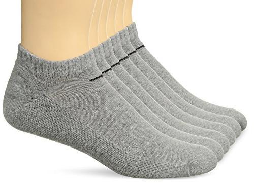 unisex performance cushion no show socks