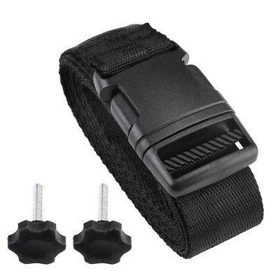 Universal Golf Holder Bracket Attachment Rear Seat EZGO Yamaha
