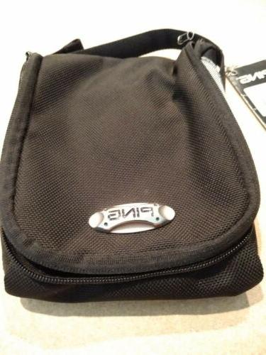 Ping Valuables Pouch Bag Black With