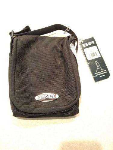 valuables pouch bag black new with tags