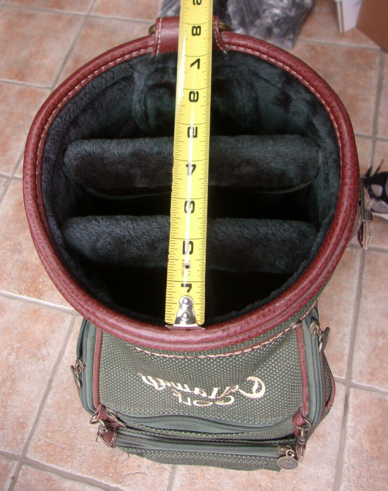 VINTAGE CART BAG WITH STRAP