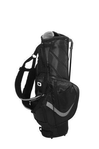 Ogio Vision Golf Bag Black