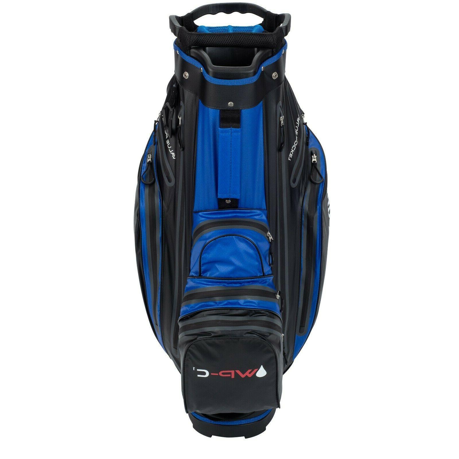 Founders Golf Cart Bag Light Weight Divider