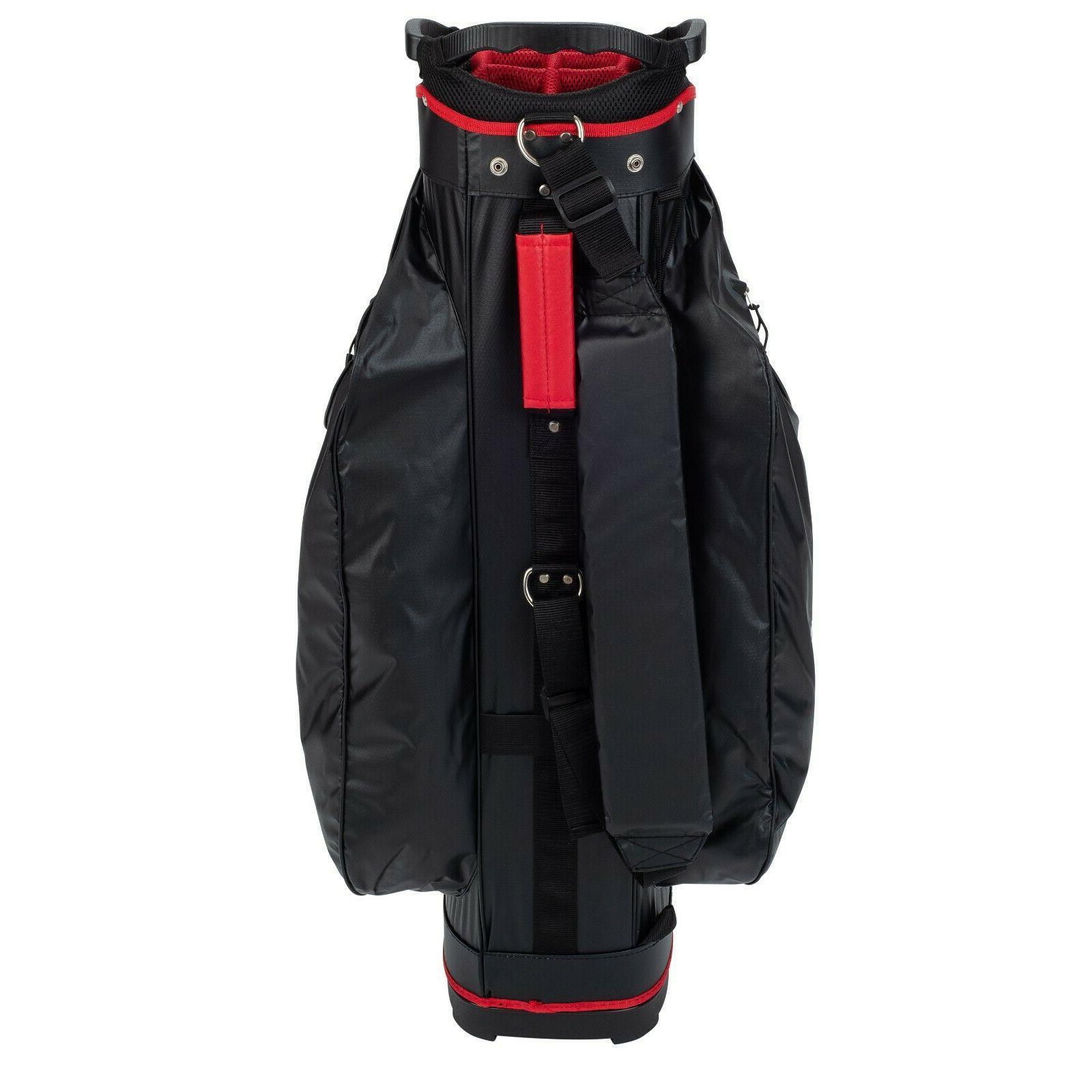 Founders Club Cart Bag Light Weight 14 Divider