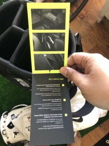 Nike Sport Bag Custom Off