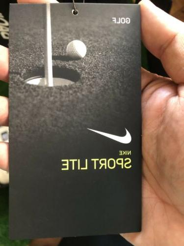 White Nike Sport Golf Bag