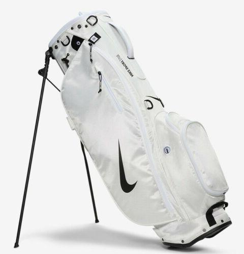 white sport lite golf bag
