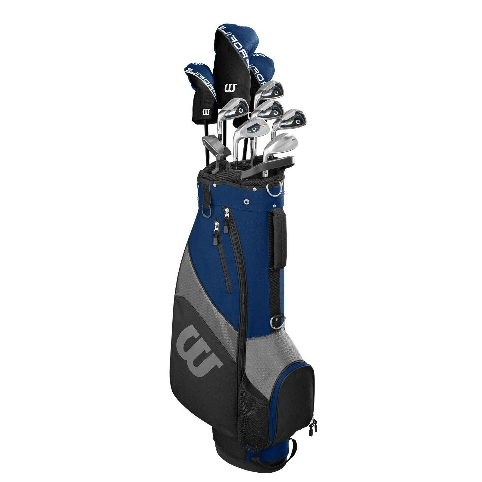 wilson golf new senior s profile sgi