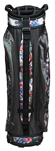 GloveIt Women's Golf Bag - Ladies 14 Way Golf Carry Bag - Go
