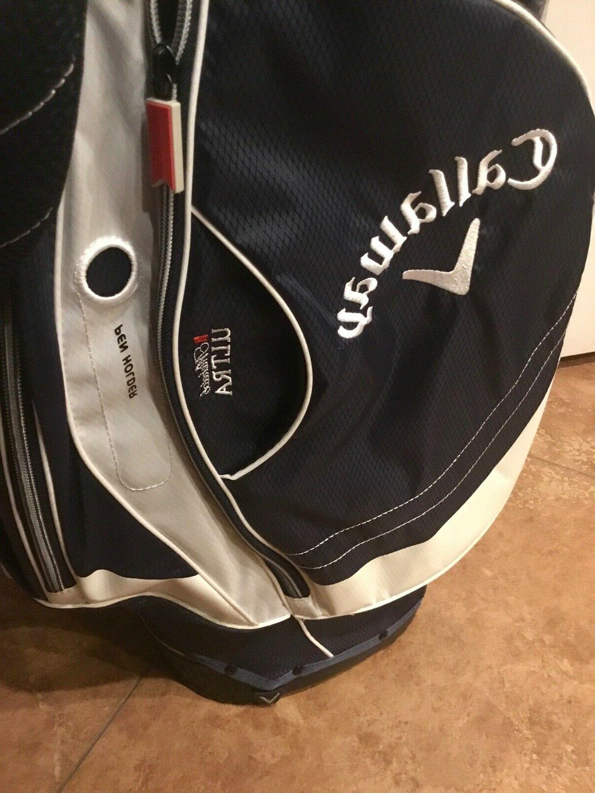 Callaway Ultra Navy and Colors