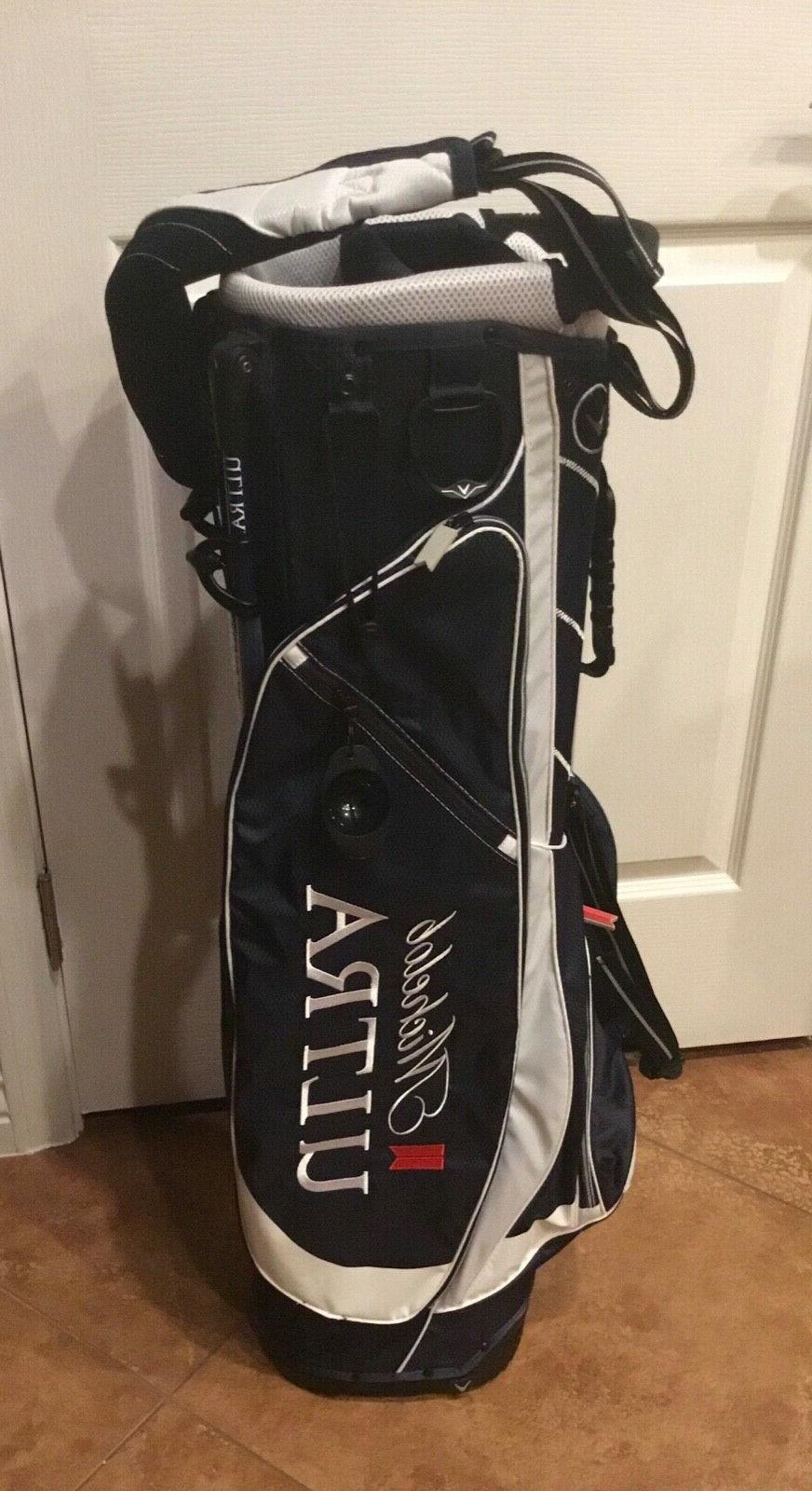 Callaway 7 Dived Golf Navy Blue and Colors