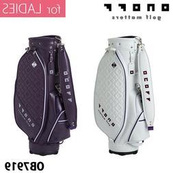 for LADIES 7.3lb DAIWA GOLF JAPAN ONOFF CADDY BAG OB7919 8.5