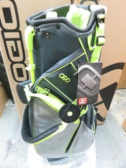 LADY NEW Ogio 2018 CIRRUS Green 7 Way Divider STAND/CARRY Ba