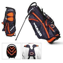 New Licensed NFL Chicago Bears Team Golf Stand Bag