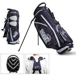Licensed NFL New England Patriots Team Golf Stand Bag