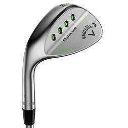 Callaway Men's Mack Daddy 3 Chrome W-Grind Wedge, Right Hand
