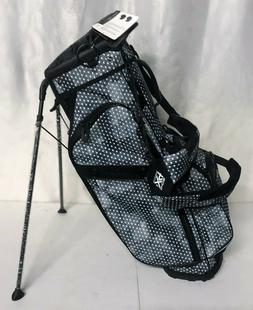 Ogio Majestic Stand Bag - White Black - New with Tags Golf B