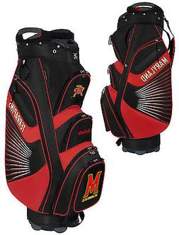 Team Effort Maryland Terrapins The Bucket Ii Cooler Cart Bag