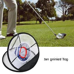 mesh foldable golfs chipping net balls collector