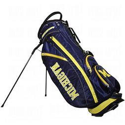 NEW Team Golf University of Michigan Wolverines Stand Bag w/