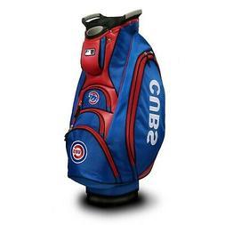 Team Golf MLB Chicago Cubs Cart Bag, Multicolor