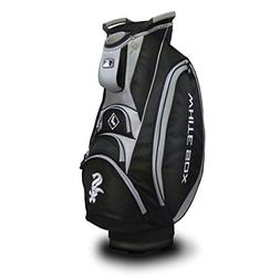 Team Golf MLB Chicago White Sox Victory Golf Cart Bag, 10-Wa