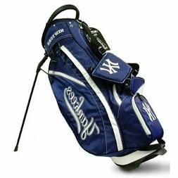 Team Golf MLB Fairway Golf Stand Bag, Lightweight, 14-way To