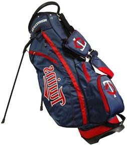 Team Golf MLB Minnesota Twins Fairway Golf Stand Bag, Lightw