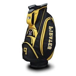 Team Golf MLB Pittsburgh Pirates Victory Golf Cart Bag, 10-w