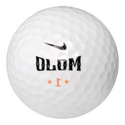 NIKE Mojo Mint Refinished Golf Balls