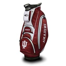 Team Golf NCAA Indiana Hoosiers Victory Golf Cart Bag, 10-wa