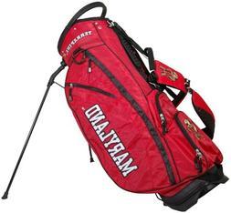 Team Golf NCAA Maryland Terrapins Fairway Golf Stand Bag, Li