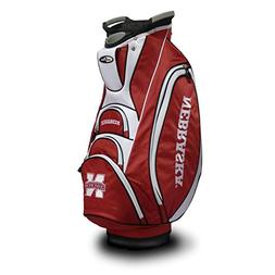 Team Golf NCAA Nebraska Cornhuskers Victory Golf Cart Bag, 1