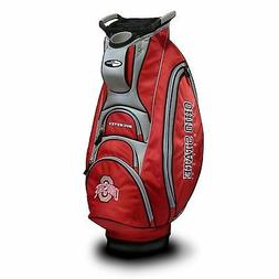 Team Golf NCAA Ohio State Cart Bag, Multicolor