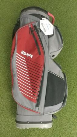 New Ping 14-Way Traverse Golf Cart Bag 5.5 Lbs Black/Grey/Ca