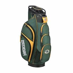 New- Wilson 2018 NFL Golf Cart Bag   --  Green Bay Packers