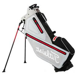 NEW 2018 TITLEIST PLAYERS 4 STADRY STAND BAG MICROCHIP/BLACK
