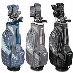 new 2018 solaire 8 piece ladies golf