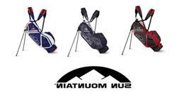 New 2019 Sun Mountain 3.5 LS Zero-G Golf Stand Bag Choose Co
