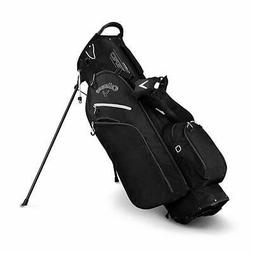 New 2019 Callaway Golf Fusion Zero 14-Way Stand Bag COLOR: B