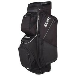 NEW 2019 PING PIONEER 191 CART BAG BLACK