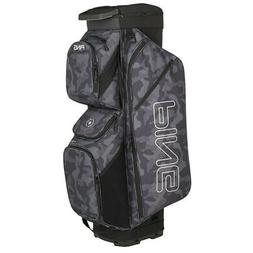 NEW 2019 PING TRAVERSE 191 CART BAG BLACK CAMO/PLATINUM