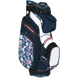 NEW 2019 Callaway Uptown 14-Way Floral Pink/Navy/White Golf